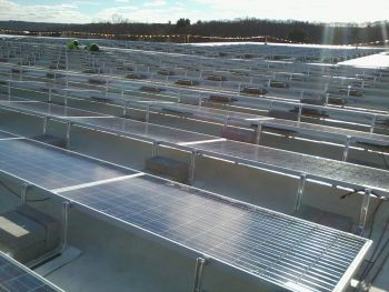 Zapotec Completes Largest PV System in Town of Norwood image